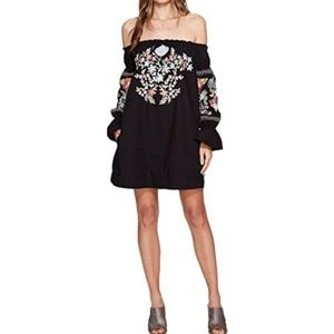 FREE PEOPLE Fleur Du Jour mini Dress Size small